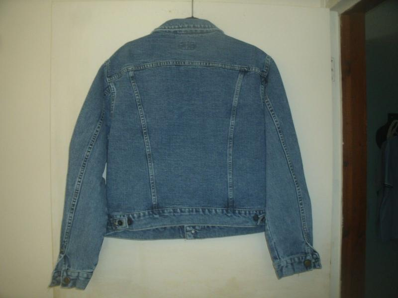 Lee riders jacket size L made in Belgum 6.jpg