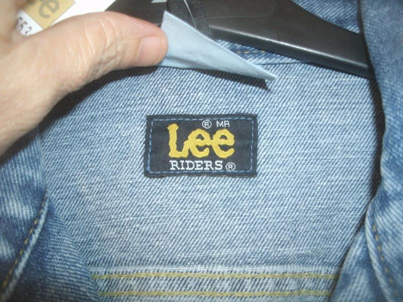 Lee riders jacket size L made in Belgum 5.jpg