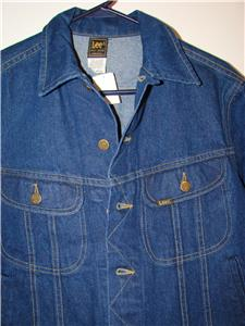 Lee riders jacket 220 4 pocket cat's eye 42R 2.jpg